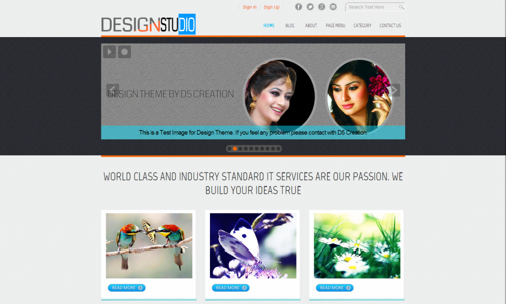 design word press themes , top 13 free word press themes 2013,