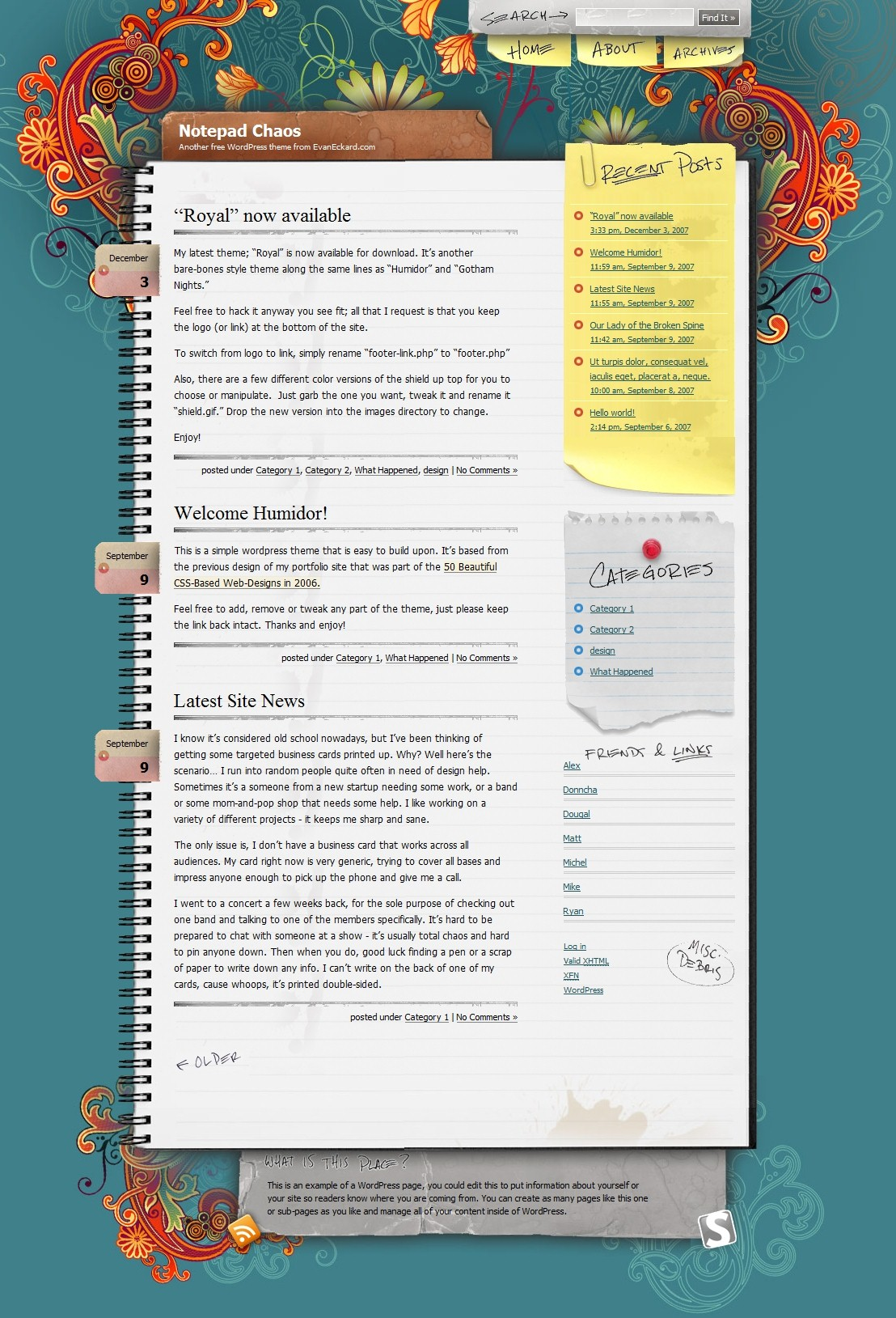 word 2013 themes download