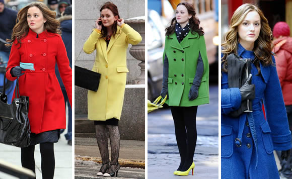 Bright Color Coat