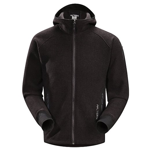 Arc'teryx Strato Full-Zip Hooded Fleece Jacket - Men's