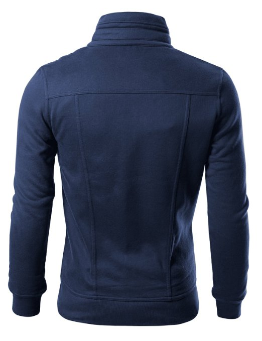 Doublju Mens Highneck Jacket
