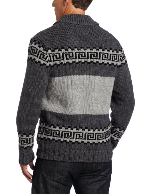 Woolrich Men's Quehanna Cardigan Sweater