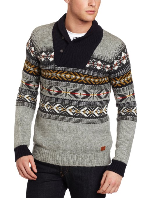 J.C. Rags Men's Eskimo Sweater