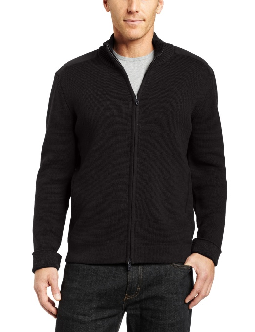Victorinox Men's Mahale Full Zip Cardigan