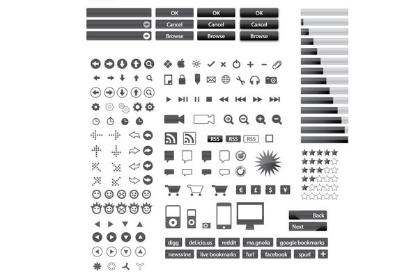 165 Lovely Vector Icons