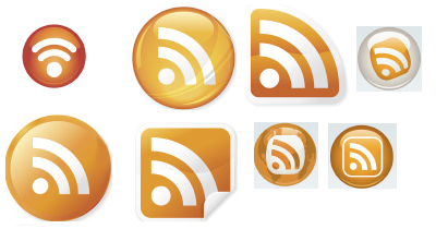 51 RSS Icons For Webblog
