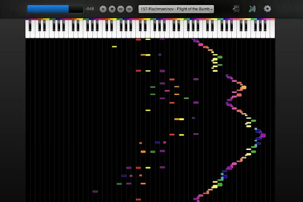 Color Piano!