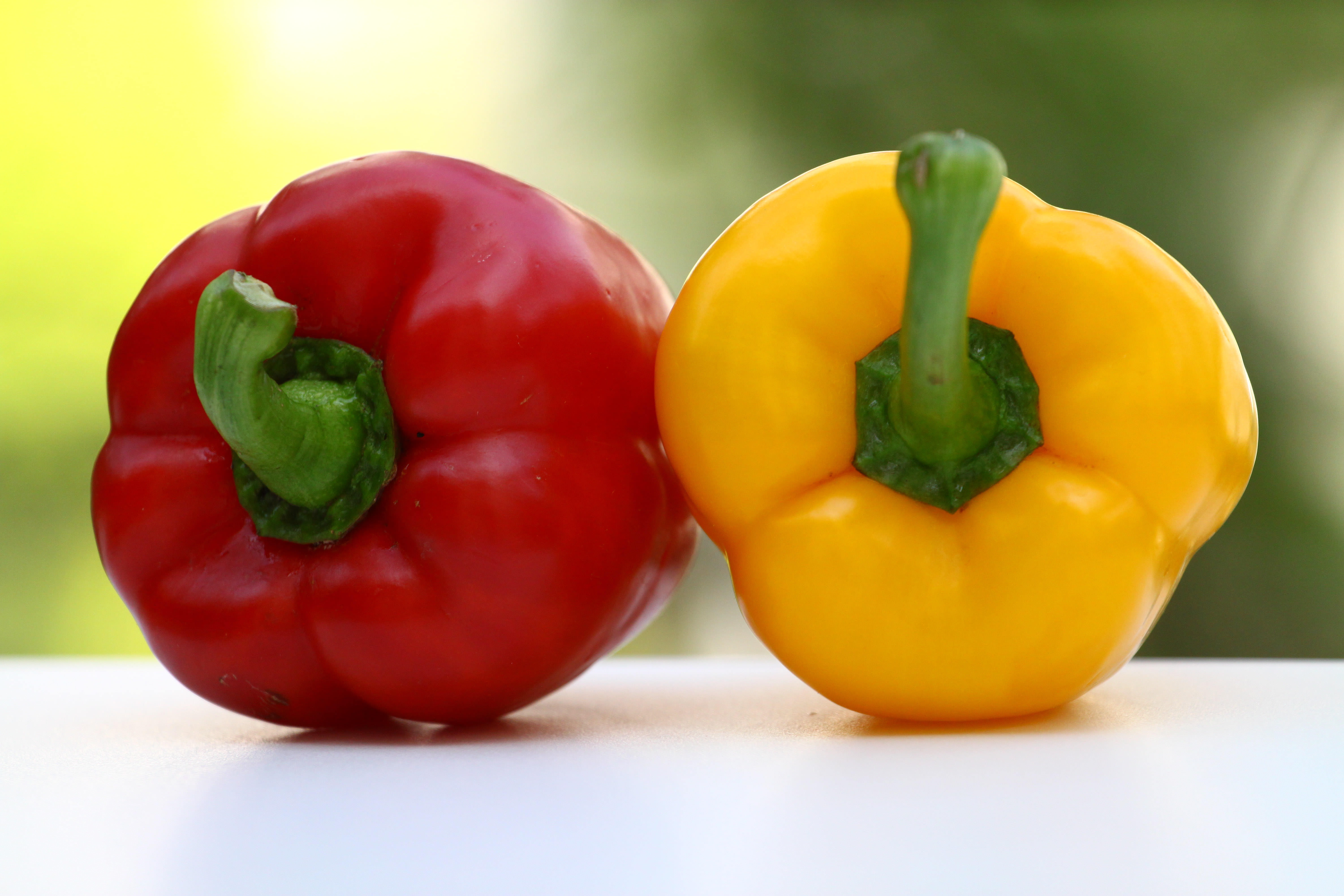 Red Peppers HD