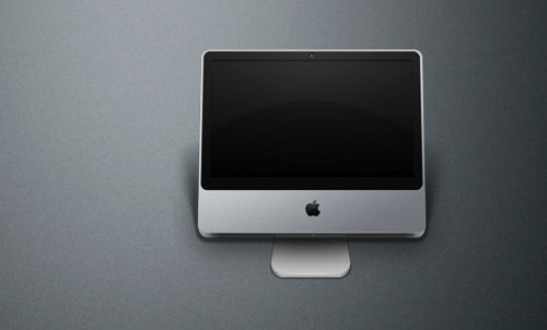 New iMac 07 by IconsClub
