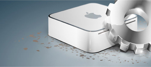 Icon 4 Mini Mac Setting by lecoupdulapin