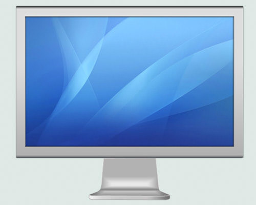 Apple Cinema Display Icon by adenfraser