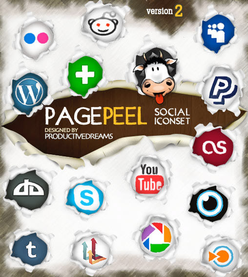 Pagepeel Icon Set 2
