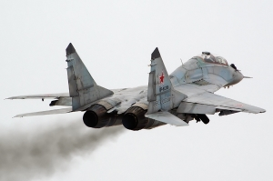 Aircraft Mig 29 Fulcrum Wallpaper