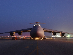 Aircraft Military C5 Galaxy Wallpaper