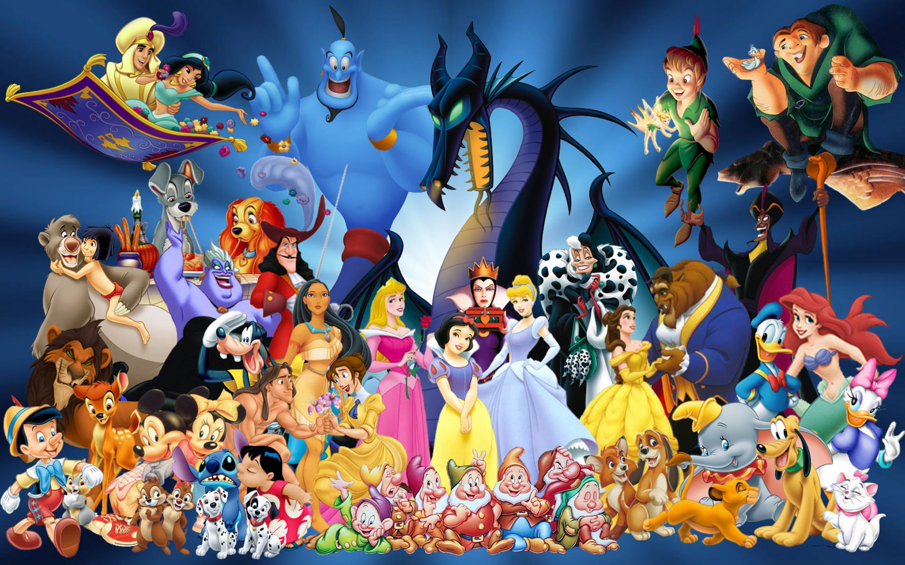 20 Cool Disney Wallpapers – BlogofTheWorld