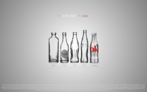 Coca Cola Timeline Wallpaper