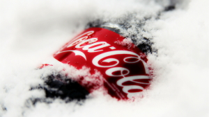 Cold Drink Coca Cola Wallpaper