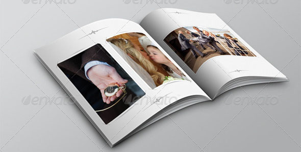 My Wedding Photo Album Template 01