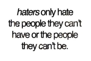 Sad Quote About Hater