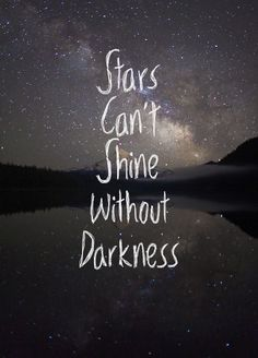 Star Shine Quote