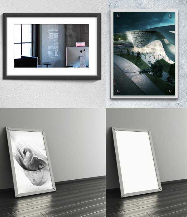 photo-frames-mock-up