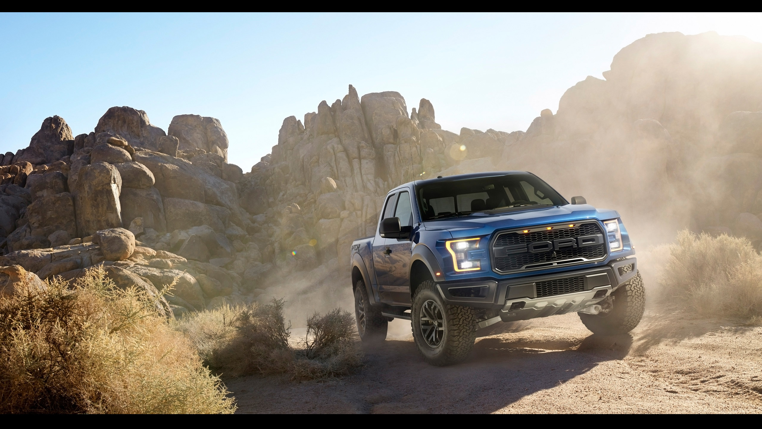 2017 Ford F 150 Raptor Wallpaper