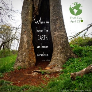 Honor The Earth Quote