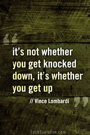Knock & Get Up