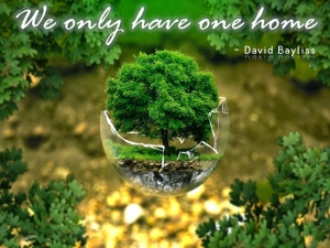 One Earth Quote