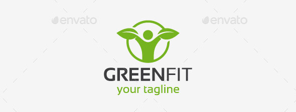 Green Fit Logo 01