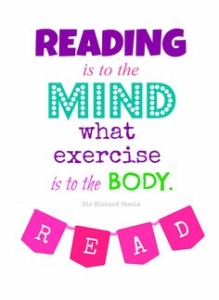 Reading & Exercise