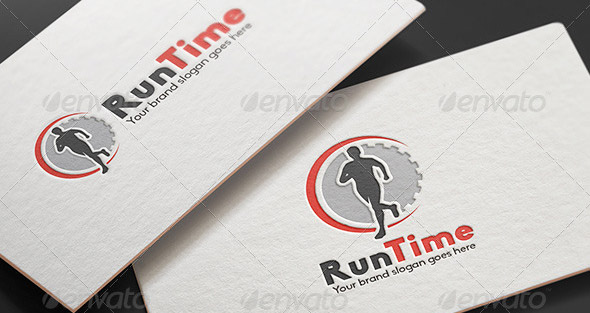 Run Time Fitness Logo