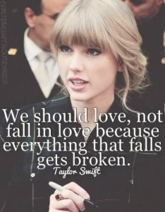 Should Love Quote