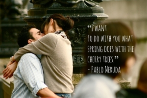 Spring Does Love Quote