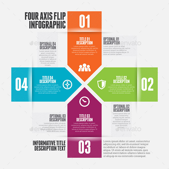 FOUR AXIS FLIP INFOGRAPHIC