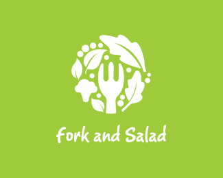 Fork and Salad