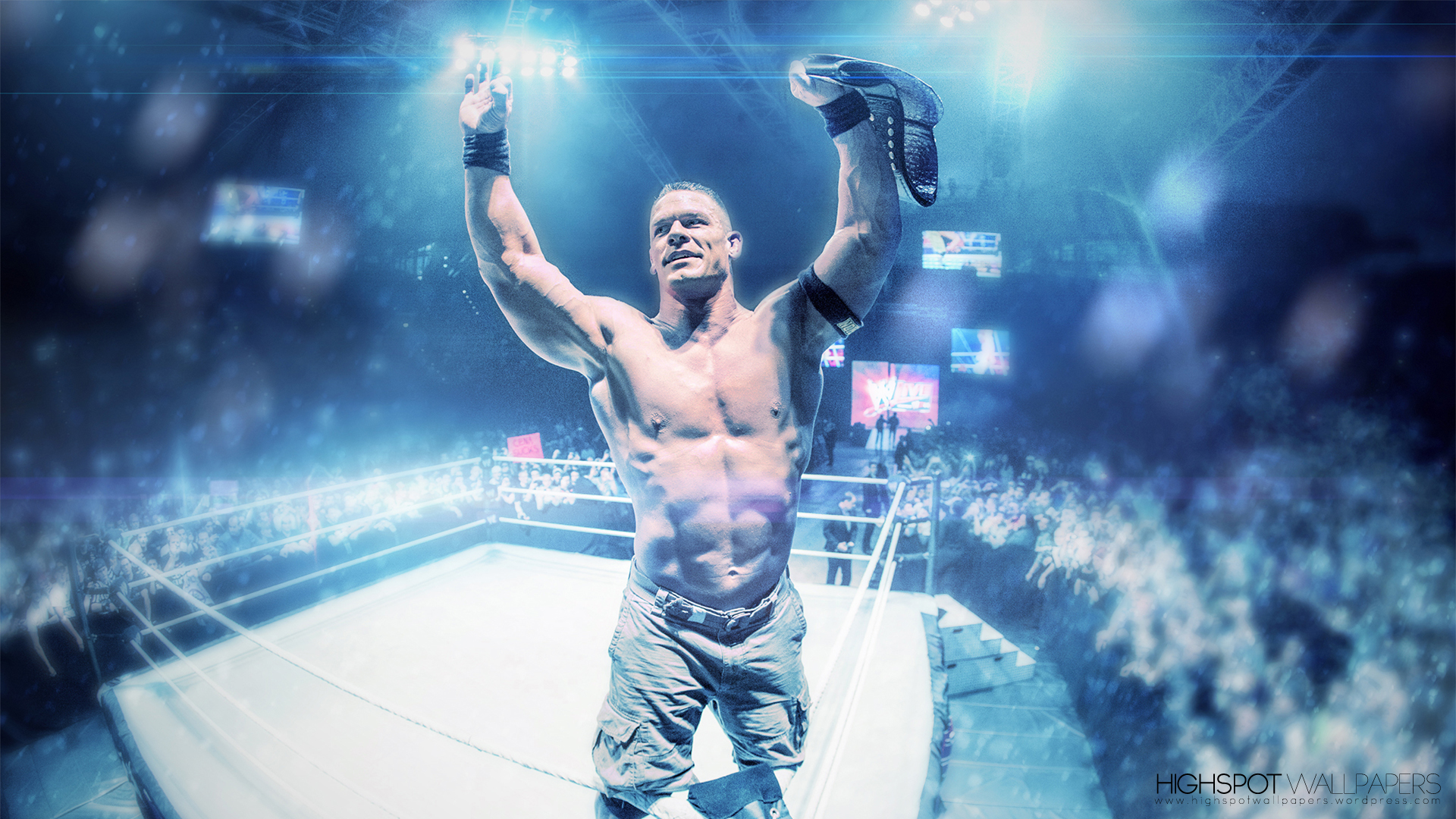 20 Cool John Cena Wallapers – BlogofTheWorld