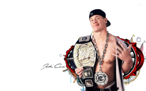 John Cena Background HD Wallpaper