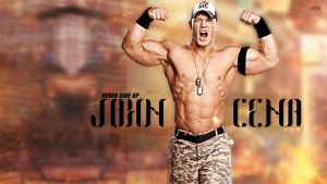 John Cena Background Wallpaper