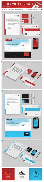 Logo & Mockup Package