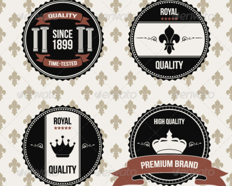 Royal-Quality-Labels