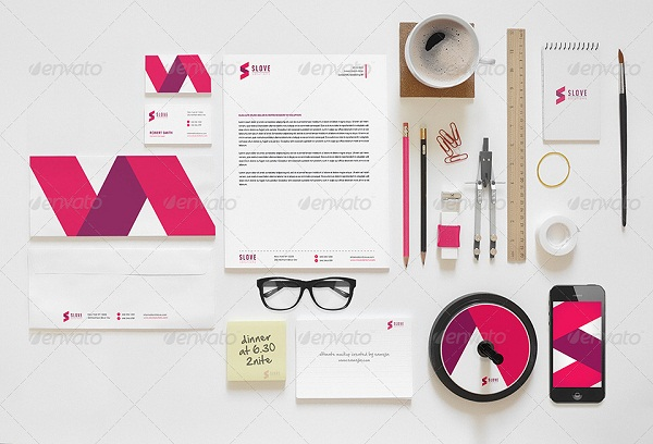Ultimate Identity & Branding Mock-up Set. 01