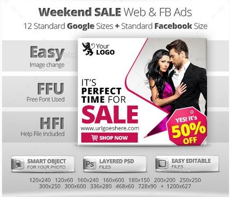 Weekend-Sale-Web-FB-Banners-Ads