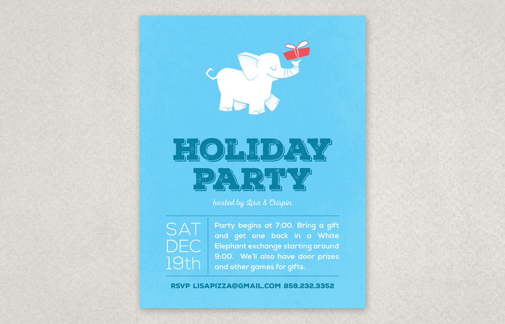 12. White_Elephant_Party_Flyer_Template