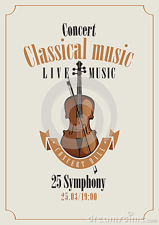 12. classical-music-poster-concert-violin