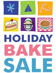 13. holiday bake sale
